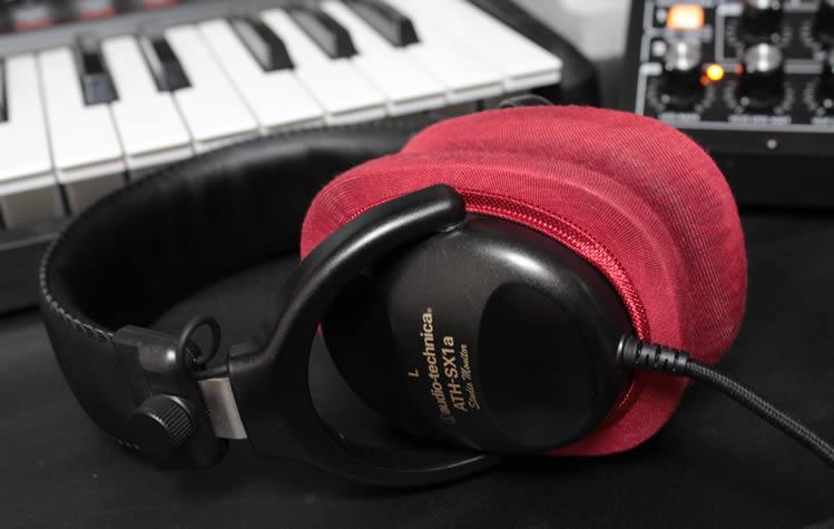 モニターヘッドフォン