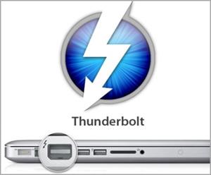 Thunderbolt接続