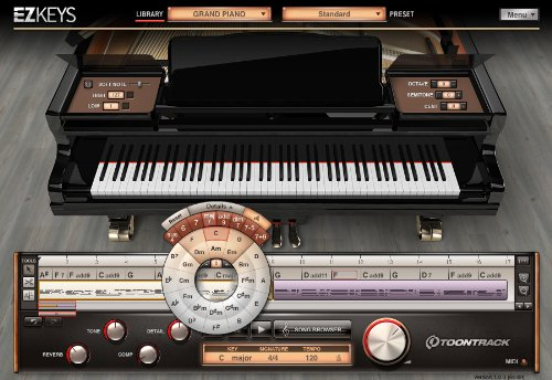 EZ KEYS GRAND PIANO