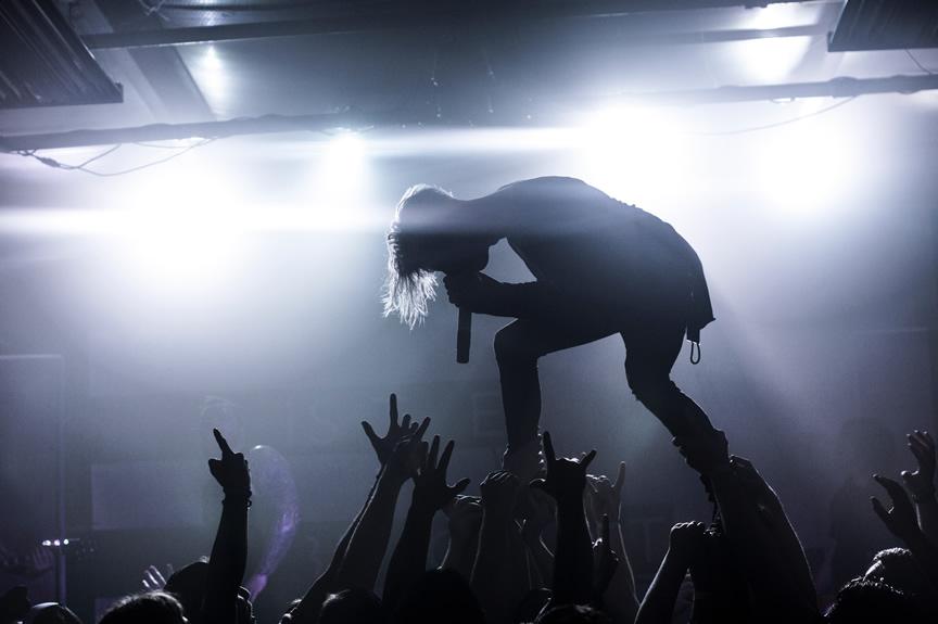 ライブ・マイク